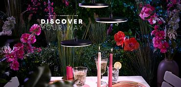 Discover your way Inlite tuinverlichting